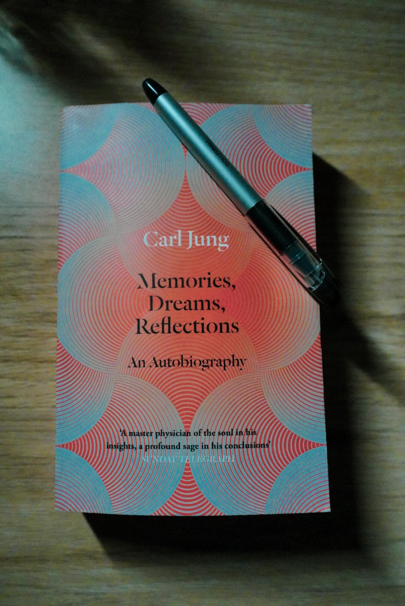 Carl Jung Memories, Dreams, Reflections Book